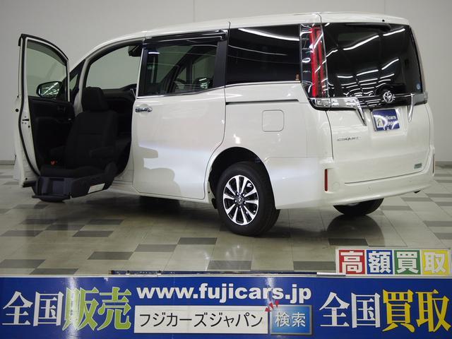 トヨタ Xi 4WD 助手席リフトアップシート セーフティセンス
