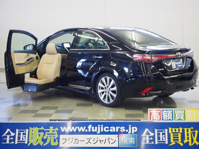 トヨタ G サイドリフトアップシート 車椅子収納装置 メーカーナビ