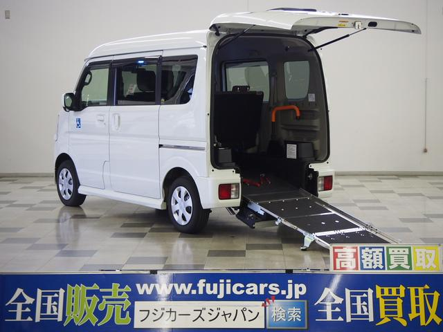 日産 福祉車両 衝突軽減ブレーキ Bモニター ETC 純正ナビ