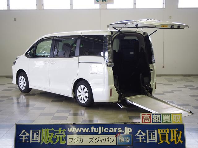 トヨタ 電動スローパー 車椅子二列目固定 電動ウィンチ パワスラ