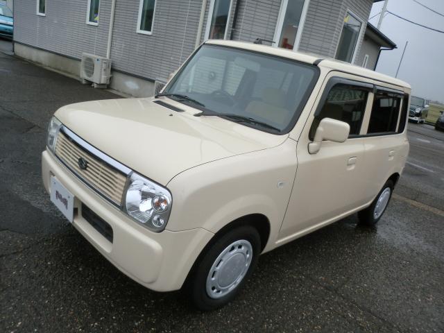 スズキ Gセレクション 4WD CDMD ABS