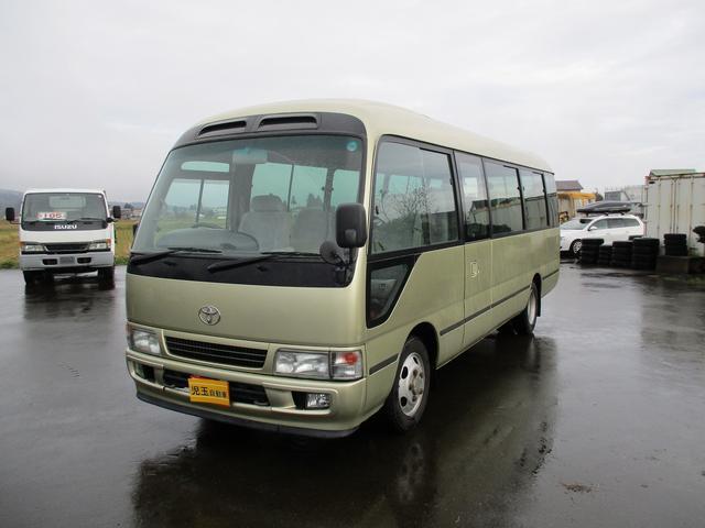 トヨタ 6MT 29人乗り 4200Dターボ