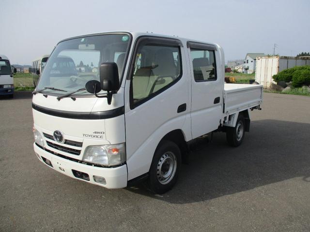 トヨタ Wキャブ 4WD