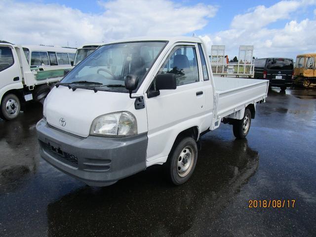 トヨタ 積載量850kg 4WD エアコン パワステ 修復歴なし