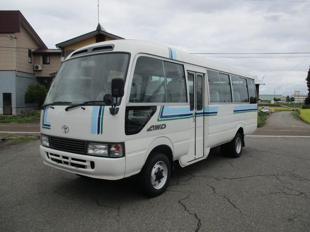 トヨタ LXターボ 29人乗り 4WD
