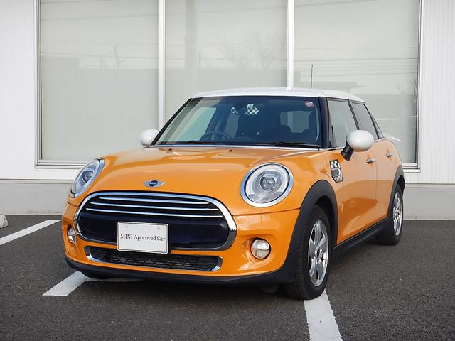 「MINI」「MINI」「コンパクトカー」「愛媛県」の中古車