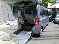 タントL SA リアスローパー 福祉車両
