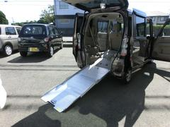 N BOX+G・Lパッケージスローパー車いす乗降福祉車輌ナビTVETC