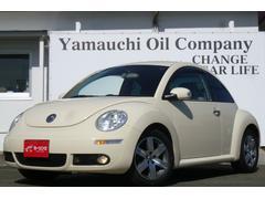 VW ニュービートルベースグレード☆1オーナー車☆HDD☆Bカメラ☆
