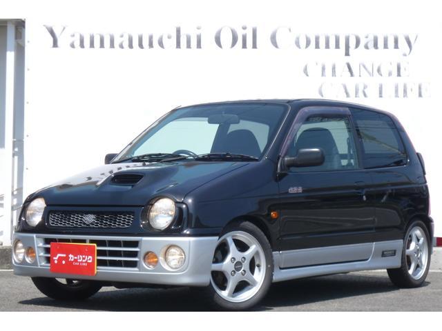 スズキ RS/Z 車高調 マフラー HKSエアクリ