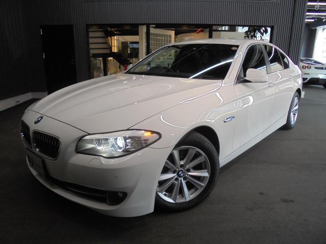 BMW 523dブルーパフォーマンス