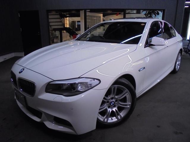 BMW 523d Mスポーツ サンルーフ