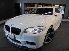 BMW528iVOSSEN20インチ車高調フルエアロマフラー