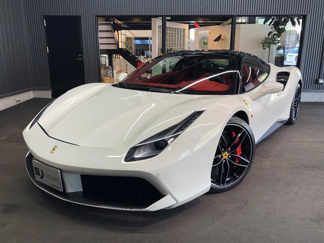 フェラーリ OP5085000Fリフト/カーボンLEDS/ツートンボディ
