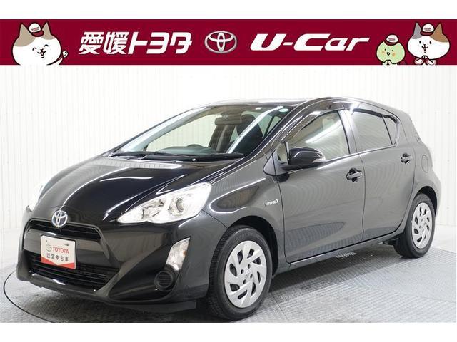 「トヨタ」「アクア」「コンパクトカー」「愛媛県」の中古車