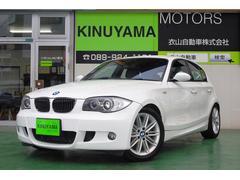 BMW130i Mスポーツ レザーシート 純正ナビ