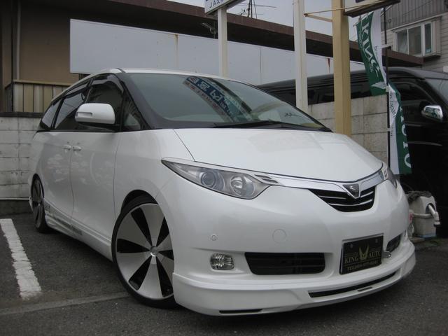 トヨタ G 20AW DAD 車高調 パワーバックドア HDDナビ