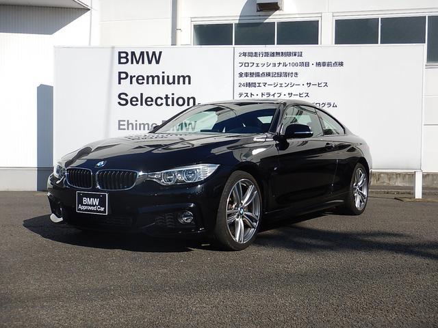 BMW 435iクーペMスポーツ左ハンドルサンルーフLED1オーナー