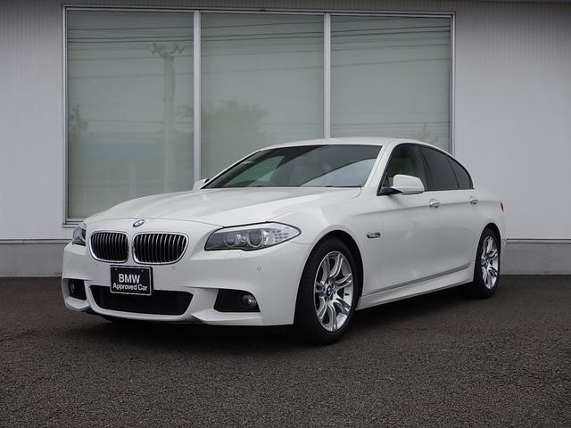 BMW 523d Mスポーツパッケージ ハイライン ワンオーナー