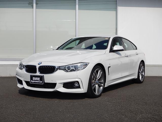 BMW 4シリーズ 428iグランクーペ Mスポーツ  ACC ワ...