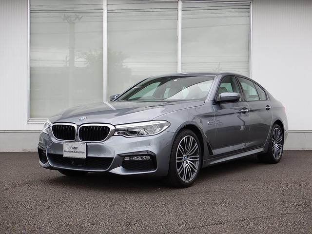 BMW 540i Mスポーツ デビューP 弊社試乗車