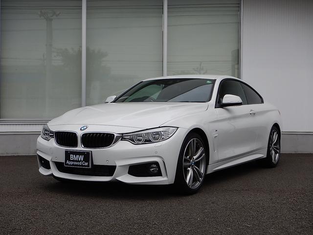 BMW 4シリーズ 428iクーペ Mスポーツ LEDヘッドライト...