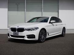 BMW523d Mスポーツ ハイライン 黒レザー 19AW