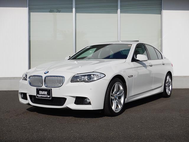 BMW アクティブハイブリッド5 Mスポーツ