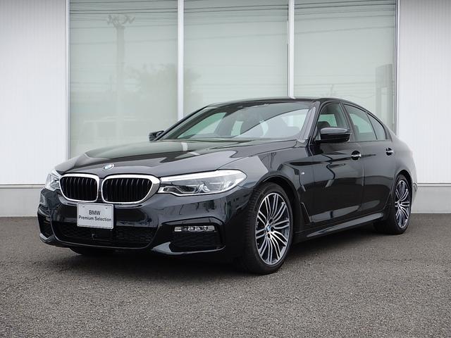 BMW 523d Mスポーツ 弊社試乗車