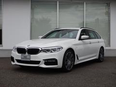 BMW523iツーリング Mスポーツ 弊社試乗車