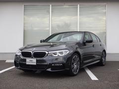 BMW523d Mスポーツ ハイラインP 弊社試乗車