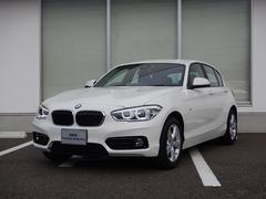 BMW118d スポーツ パーキングサポートP 弊社試乗車