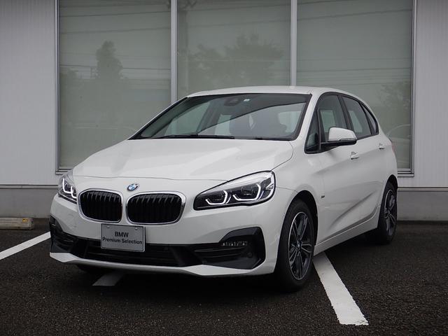 BMW 218dアクティブツアラー スポーツ 弊社社有車