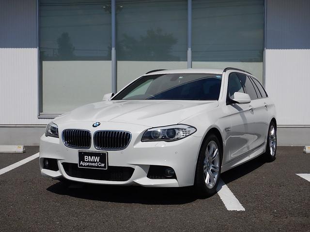 BMW 523iツーリング Mスポーツ 電動シート 6気筒エンジン