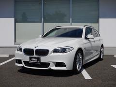 BMW523iツーリング Mスポーツ 電動シート 6気筒エンジン