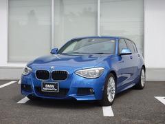 BMW116i Mスポーツ パーキングサポートP