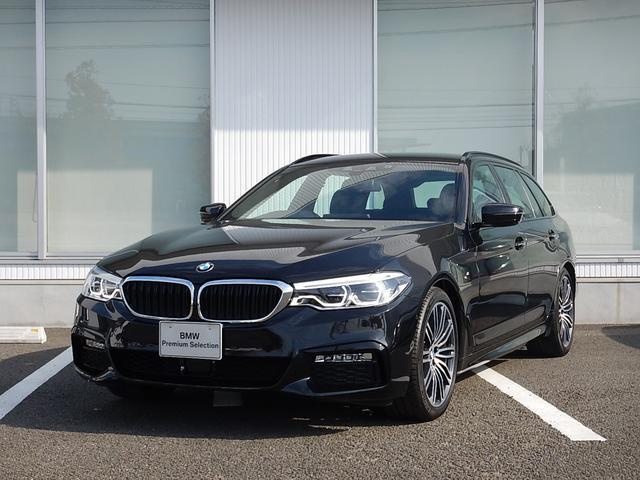 BMW 523iツーリング Mスポーツ  ハイラインP 弊社社有車