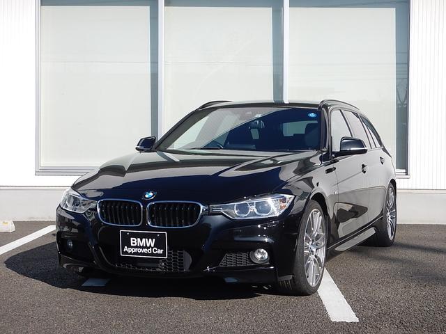 BMW 320dツーリング Mスポーツ ACC 19AW1オーナー