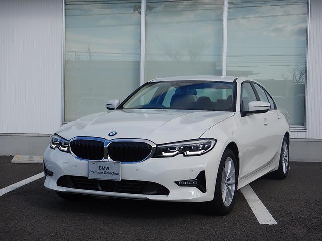 BMW 320i プラスP コンフォートP サウンドP 弊社試乗車
