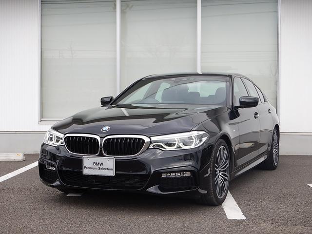 BMW 523d Mスポーツ ハイラインPイノベーションP弊社試乗車