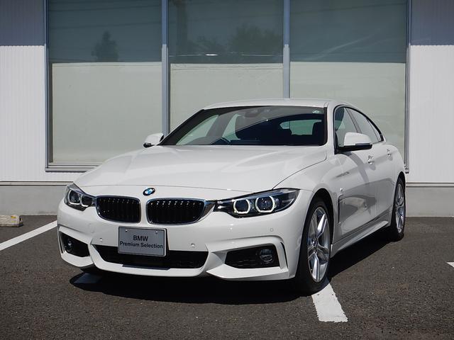 BMW 4シリーズ 420iグランクーペ Mスピリット 弊社試乗車