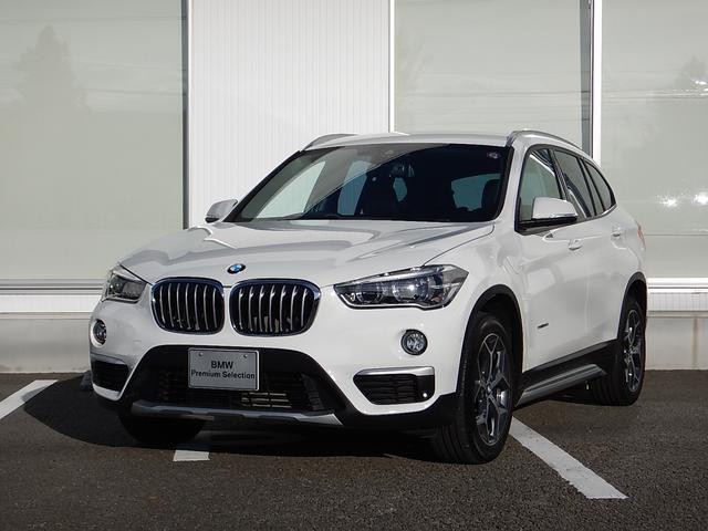 BMW sDrive 18i xライン コンフォートP 社外品DTV ワンオーナー 2年間走行無制限保証