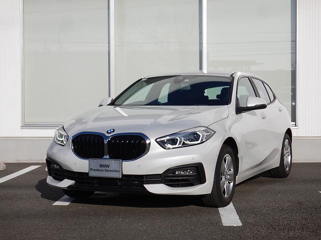 BMW 118i プレイ IDRIVEナビP ストレージP 弊社試乗車 2年間走行無制限保証