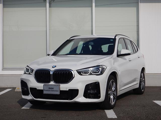 BMW X1 sDrive 18i Mスポーツ LCIモデル コンフォートパッケージ 弊社試乗車 2年間走行無制限保証