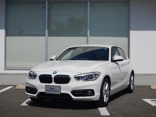 BMW 1シリーズ 118d スポーツ コンフォートパッケージ パーキングサポートパッケージ ワンオーナー 2年間走行無制限保証