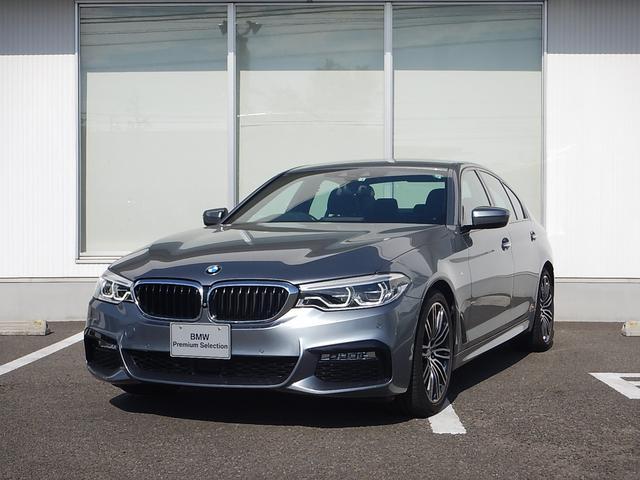 BMW 5シリーズ 523i Mスポーツ イノベーションパッケージ 2年間走行無制限保証