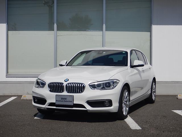 BMW 1シリーズ 118i セレブレーションエディション マイスタイル ワンオーナー 2年間走行無制限保証