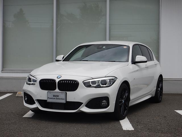BMW 1シリーズ 118i Mスポーツ エディションシャドー ブラックレザー アクティブクルーズコントロール 2年間走行無制限保証