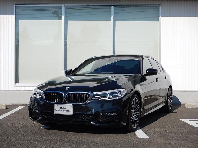 BMW 5シリーズ 523d Mスポーツ イノベーションパッケージ / ヘッドアップディスプレイ ジェスチャーコントロール  ワイヤレスチャージ ディスプレイキー ワンオーナー 2年間走行無制限保証