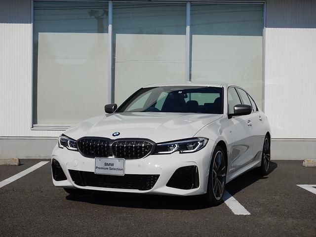 BMW M340i xDrive ブラックレザー パーキングアシストプラス ハーマンカードンHiFiスピーカー 2年間走行無制限保証